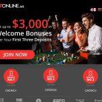 Bet Online New Customer Offer