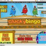 Cluckybingo Bonuses