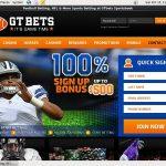 GT Bets College Football Registrieren