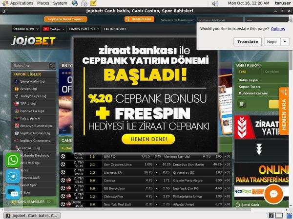 Live Casino Jojobet