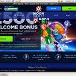 Moongames Highest Bet