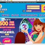 My Stars Bingo Offer Bonus