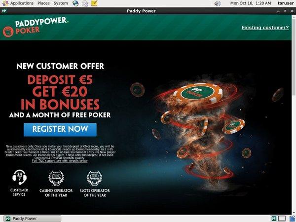 Paddy Power Poker Kostenlos