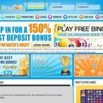 Prize Bingo Reload Bonus