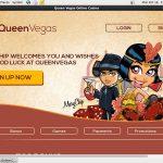 Queen Vegas Instant Games