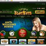Slot Nuts Freespins