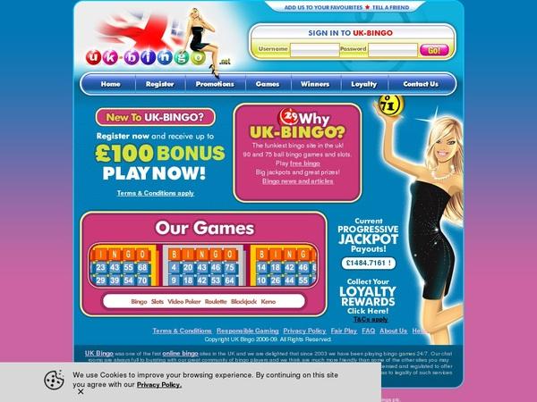 Ukbingo Online Roulette