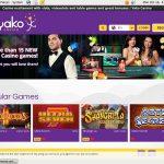 Yako Casino Visa