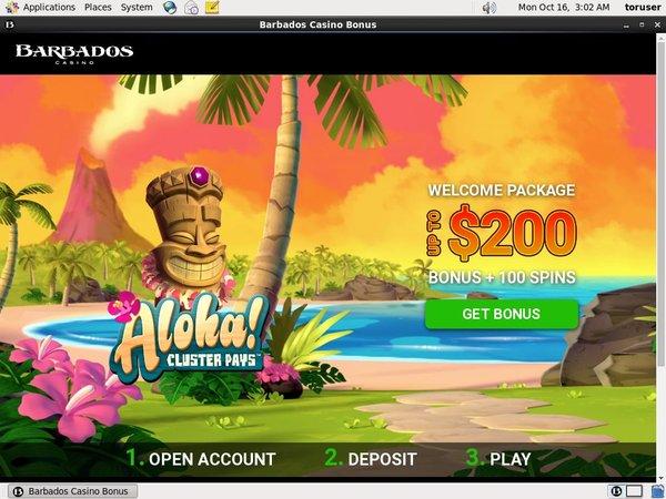 Code Promo Barbados Casino