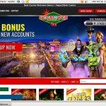 Vegas 2 Web 예금 보너스