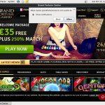 Free Grand Fortune Casino Bonus