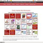 Grey Horse Bot Online
