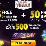 Pocketvegas New Player Bonus