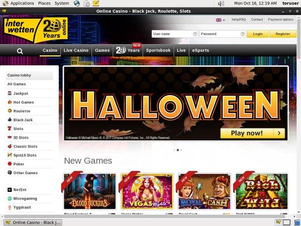 Interwetten Gambling Offers