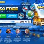 Bingo Cabin Signup Bonus