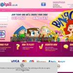 Bingo Hall Sign Up
