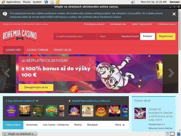 Bohemia Casino Member Bonus