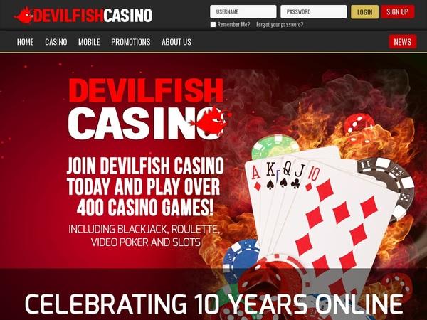 Devilfish Deposit Bitcoin