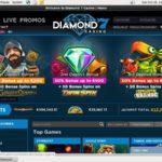 Diamond7 Bonus Money