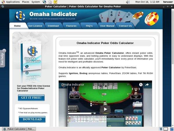 Omaha Indicator Play For Fun
