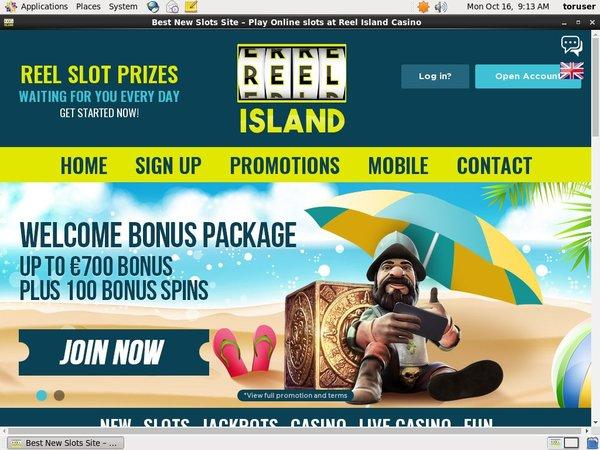 Reel Island Register